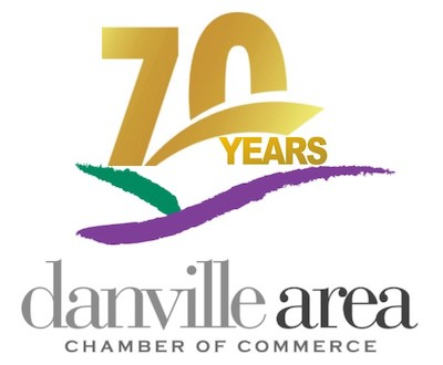 Danville Chamber of Commerce logo
